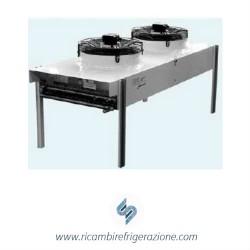 Condensatori ad aria modello TKE