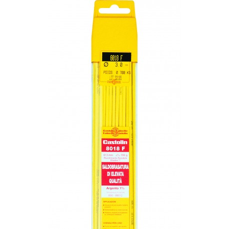 Leghe Castolin 8018F