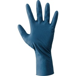 """confezione 50 guanti """"latex pro"""""""