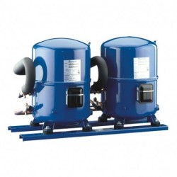 Compressori ermetici maneurop n°8 cilindri in tandem