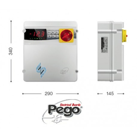 ECP300 BASE 4 VD