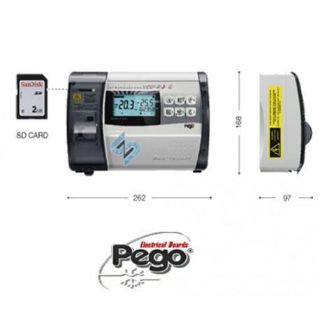 PLUS 200 EXPERT CR+DATALOGGER