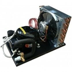 unità condensatrice ad aria compressore emt6152gk a capillare