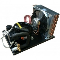 unità condensatrice ad aria compressore nek6181gk a capillare