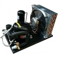 unità condensatrice ad aria compressore nek6181gk a valvola