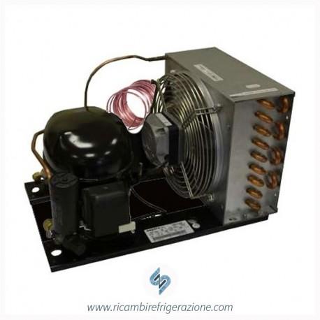 unità condensatrice ad aria compressore emt6144z a capillare