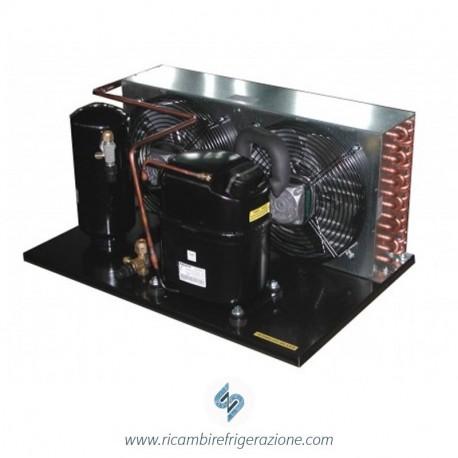unità condensatrice ad aria compressore nek6213gk a valvola tropicalizzata