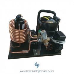 Unità condensatrice ad acqua compressore NEK2168GK a valvola