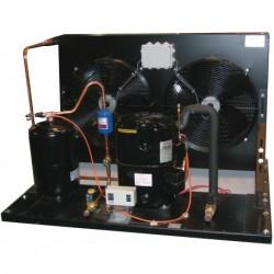 Unità condensatrice ad acqua compressore TFH2480Z a valvola