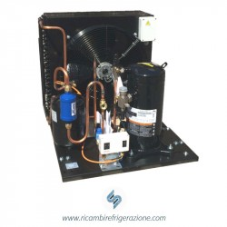 Unità condensatrice ad aria compressore Copeland-scroll ZB15V2 con doppia ventola