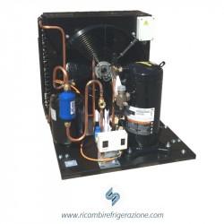 Unità condensatrice ad aria compressore Copeland-scroll ZF49V2 con doppia ventola