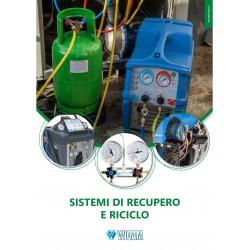 RECUPERO E RICICLO GAS REFRIGERANTE