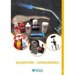 SALDATURA E CONSUMABILI